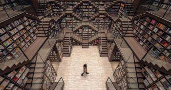 ร้านหนังสือในประเทศจีน